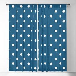 Polka Dots Blackout Curtain