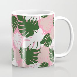 Camo Palm No.7 Coffee Mug