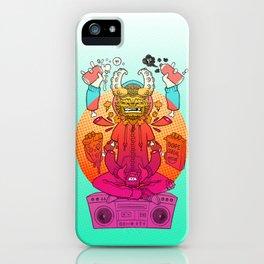 Killamari Yo iPhone Case