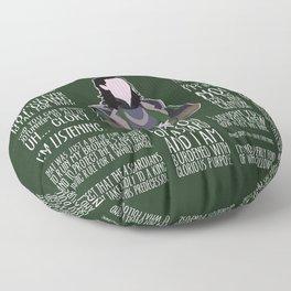 Loki Floor Pillow