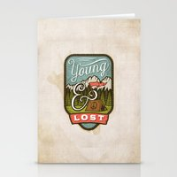 camp Stationery Cards featuring Camp by Seaside Spirit