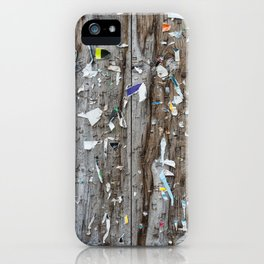 Posters iPhone Case