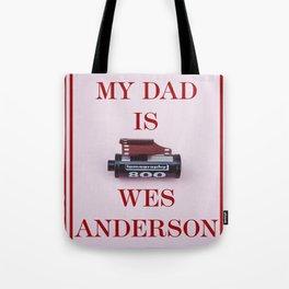 Wes Anderson Tote Bag