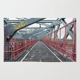 Williamsburg Bridge Rug