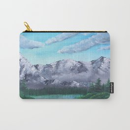 Carpathian Mountains Carry-All Pouch
