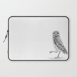 The Burrowing Owl Laptop Sleeve