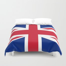 British Flag Duvet Cover