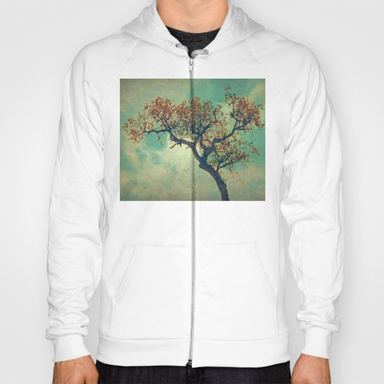 Rusty Tree  Hoody