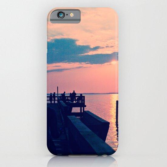 Tide Pier iPhone & iPod Case