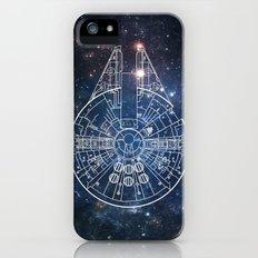 Millennium  Slim Case iPhone (5, 5s)