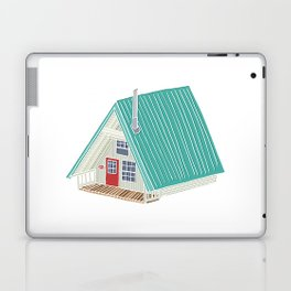 Little A Frame Cabin Laptop & iPad Skin