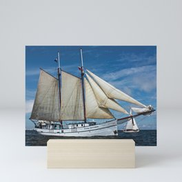 Flying Dutchman 1 Mini Art Print