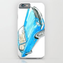65 Mustang Fastback iPhone Case