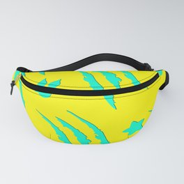 Werewolf Weather in Claws Fanny Pack