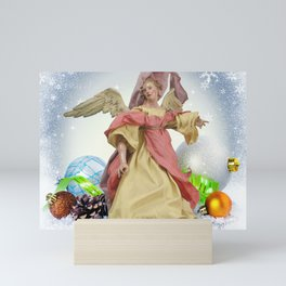 Angel 19. Mini Art Print