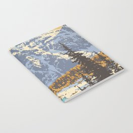 Banff National Park Notebook