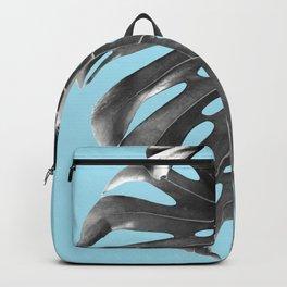 Monstera Delight #1 #tropical #decor #art #society6 Backpack