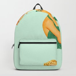 a girl's best friend Backpack