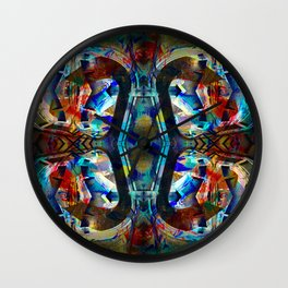 Keep forgetting that entrances are also the exits. Wall Clock