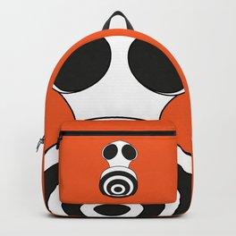 faces: Keep Breathing Backpack