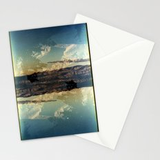 Landscapes c13 (35mm Double Exposure)  Stationery Cards