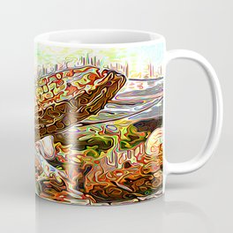 The Tightest Morel Coffee Mug