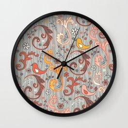 Fandango Wall Clock