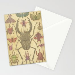 Entomologist's Wish II Stationery Cards