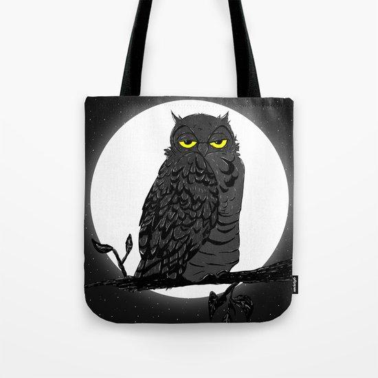Night Owl V. 2 Tote Bag