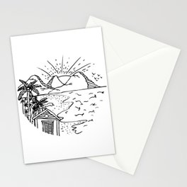 My Dream House Stationery Cards