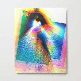 inner lights Metal Print