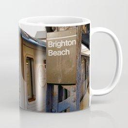 B Train Blues Coffee Mug