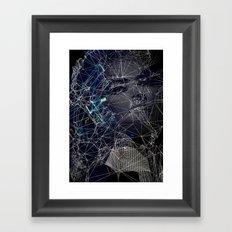 Nice dream Framed Art Print