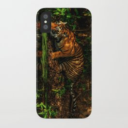 The Royal Bengal Tiger ( iPhone Case