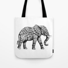 Ornate Elephant 3.0 Tote Bag
