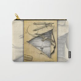 Daydream Drawing Carry-All Pouch