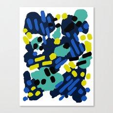 Rewind 001 Canvas Print
