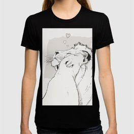 Lion Love T-shirt
