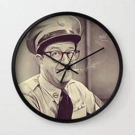 Phil Silvers, Sargent Bilko Wall Clock