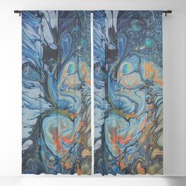 water life Blackout Curtain