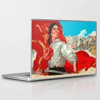 propaganda Laptop & iPad Skins featuring CHINESSE COMMUNIST  PROPAGANDA  by Sofia Youshi