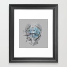 To Faint Framed Art Print