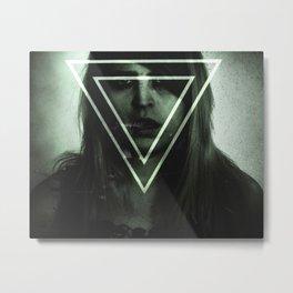 Filth Basilisk (2017) Metal Print