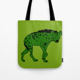 The aberrant hyena Tote Bag