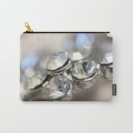 Sparkle - JUSTART ©, macro photography. Carry-All Pouch