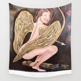 The Cupid Wall Tapestry