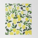 Summer Lemons by claireligraphy
