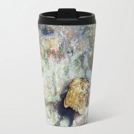 Baby Cuttlefish and Hard Coral Travel Mug