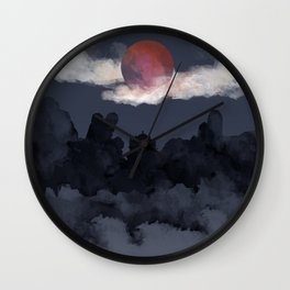 Bloodborne – Fighting Amygdala Wall Clock