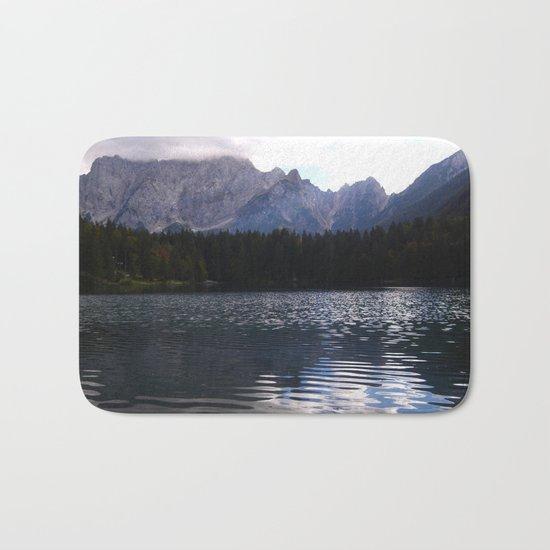 Lake Atmosphere Bath Mat